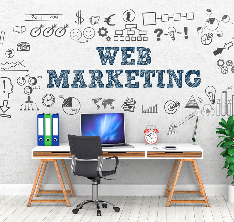 La bonne strategie web marketing